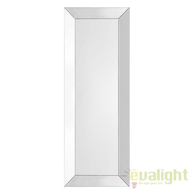 Oglinda design modern Glass argintiu dim.220x80cm 104434 HZ, Oglinzi decorative,  a