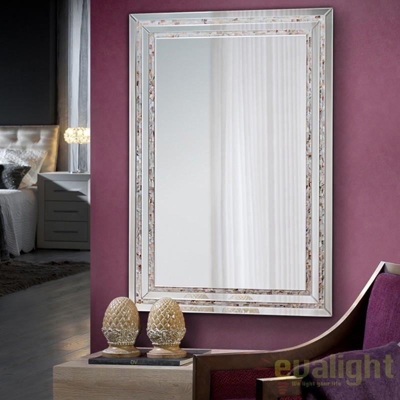 Oglinda decorativa eleganta dim.80x120cm Nacar SV-287506, Oglinzi decorative,  a