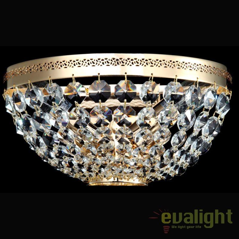 Aplica design elegant diam. 25cm Ottilia auriu MY-DIA700-WL-02-G,  a