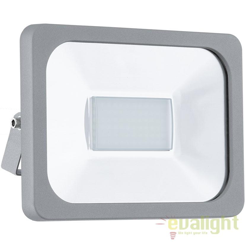Proiector de exterior H-15,5cm, protectie IP65, LED FAEDO 1 95405 EL, Proiectoare de iluminat exterior , Corpuri de iluminat, lustre, aplice, veioze, lampadare, plafoniere. Mobilier si decoratiuni, oglinzi, scaune, fotolii. Oferte speciale iluminat interior si exterior. Livram in toata tara.  a