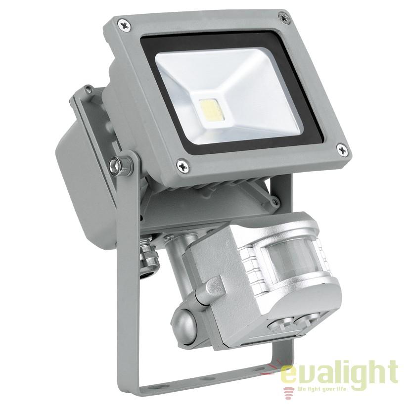 Proiector de exterior cu senzor de miscare LED, protectie IP44, FAEDO 93476 EL, Iluminat cu senzor de miscare, Corpuri de iluminat, lustre, aplice, veioze, lampadare, plafoniere. Mobilier si decoratiuni, oglinzi, scaune, fotolii. Oferte speciale iluminat interior si exterior. Livram in toata tara.  a