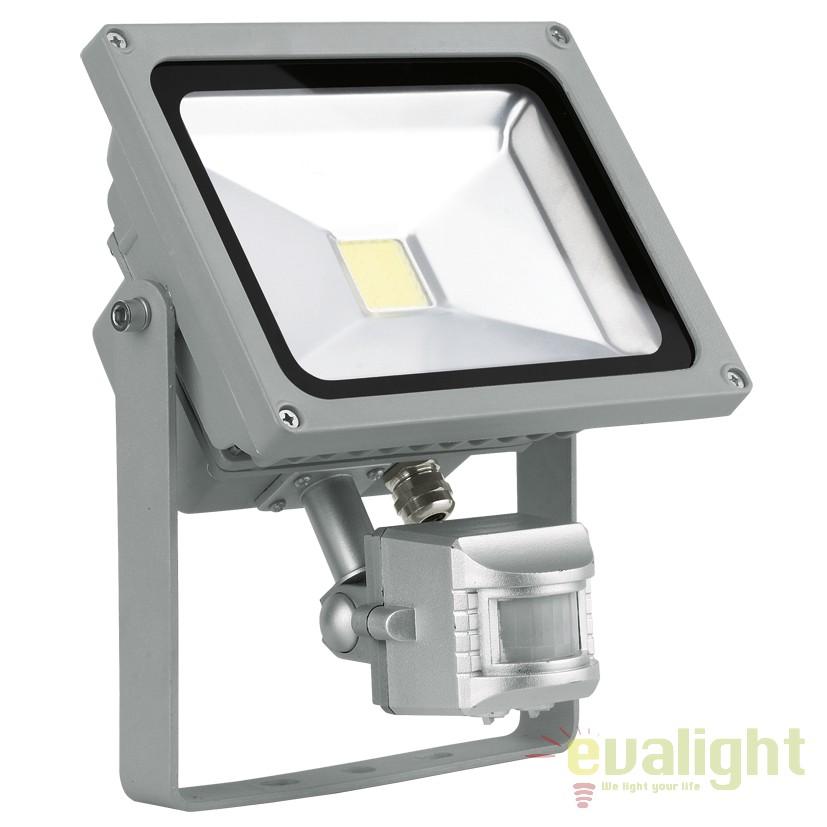 Proiector de exterior cu senzor de miscare, protectie IP44, LED FAEDO 93477 EL, Iluminat cu senzor de miscare, Corpuri de iluminat, lustre, aplice, veioze, lampadare, plafoniere. Mobilier si decoratiuni, oglinzi, scaune, fotolii. Oferte speciale iluminat interior si exterior. Livram in toata tara.  a