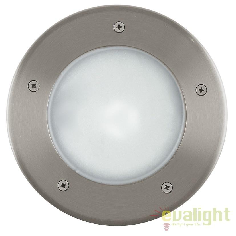 Spot de exterior incastrabil, protectie IP67, RIGA 3 86189 EL, Iluminat exterior incastrabil , Corpuri de iluminat, lustre, aplice, veioze, lampadare, plafoniere. Mobilier si decoratiuni, oglinzi, scaune, fotolii. Oferte speciale iluminat interior si exterior. Livram in toata tara.  a