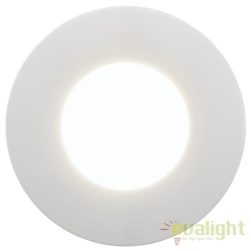 Spot de exterior incastrabil, protectie IP65 LED MARGO alb 94093 EL, Spoturi incastrate, aplicate - tavan / perete, Corpuri de iluminat, lustre, aplice, veioze, lampadare, plafoniere. Mobilier si decoratiuni, oglinzi, scaune, fotolii. Oferte speciale iluminat interior si exterior. Livram in toata tara.  a