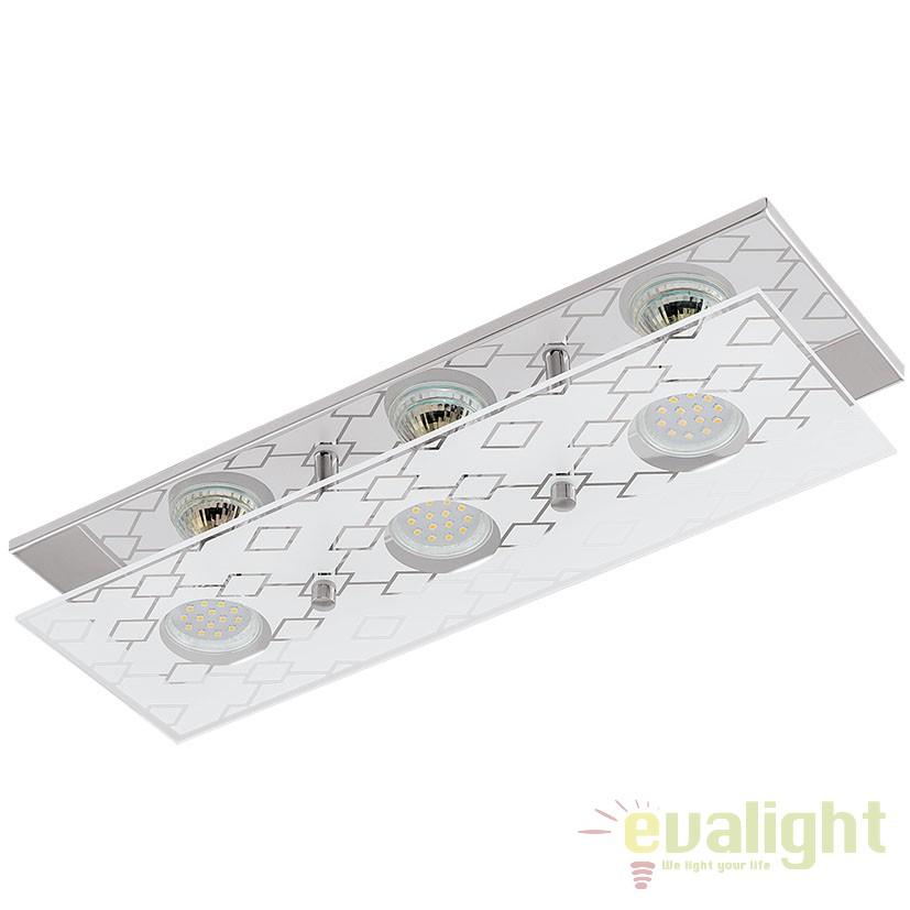 Aplica de perete, Plafoniera moderna LED DOYET 94575 EL