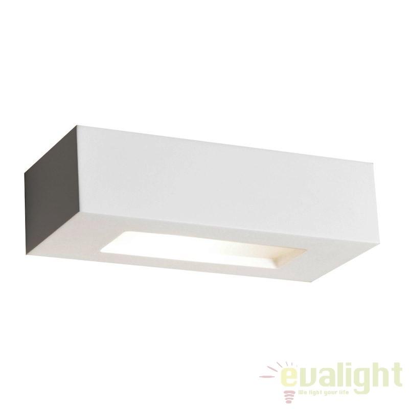 Aplica / Spot tavan fals design minimalist YESO 1L RECTANGULAR 215005 SU, Spoturi incastrate, aplicate - tavan / perete, Corpuri de iluminat, lustre, aplice a