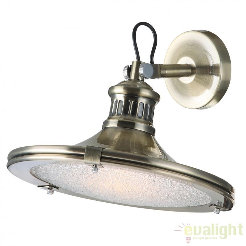 Aplica de perete design retro VINTAGE 189913 SU, Spoturi incastrate, aplicate - tavan / perete, Corpuri de iluminat, lustre, aplice a