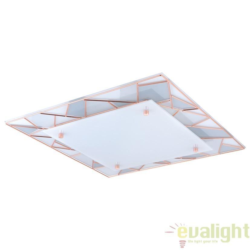 Aplica / Plafoniera LED, 45 x 45cm, PANCENTO 1 94747 EL, Magazin, Corpuri de iluminat, lustre, aplice, veioze, lampadare, plafoniere. Mobilier si decoratiuni, oglinzi, scaune, fotolii. Oferte speciale iluminat interior si exterior. Livram in toata tara.  a