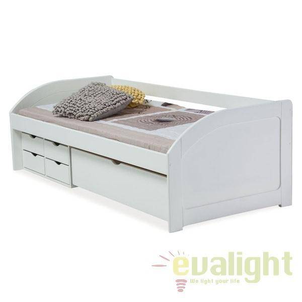 Paturi noptiere dormitor corpuri de iluminat lustre for Canapele extensibile de o persoana