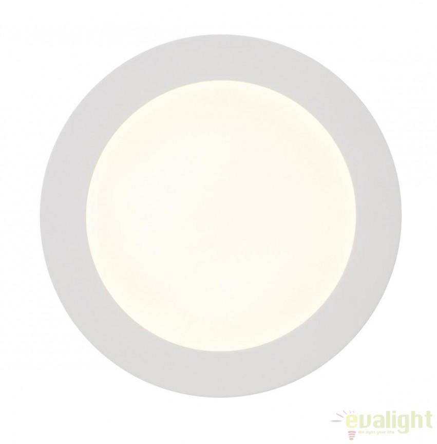 Spot LED incastrabil Laureen diam. 17cm G94660/05 BL, Spoturi incastrate, aplicate - tavan / perete, Corpuri de iluminat, lustre, aplice a