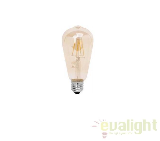 BEC LED RETRO / VINTAGE DECO E27 96694A10 BL, Outlet,  a