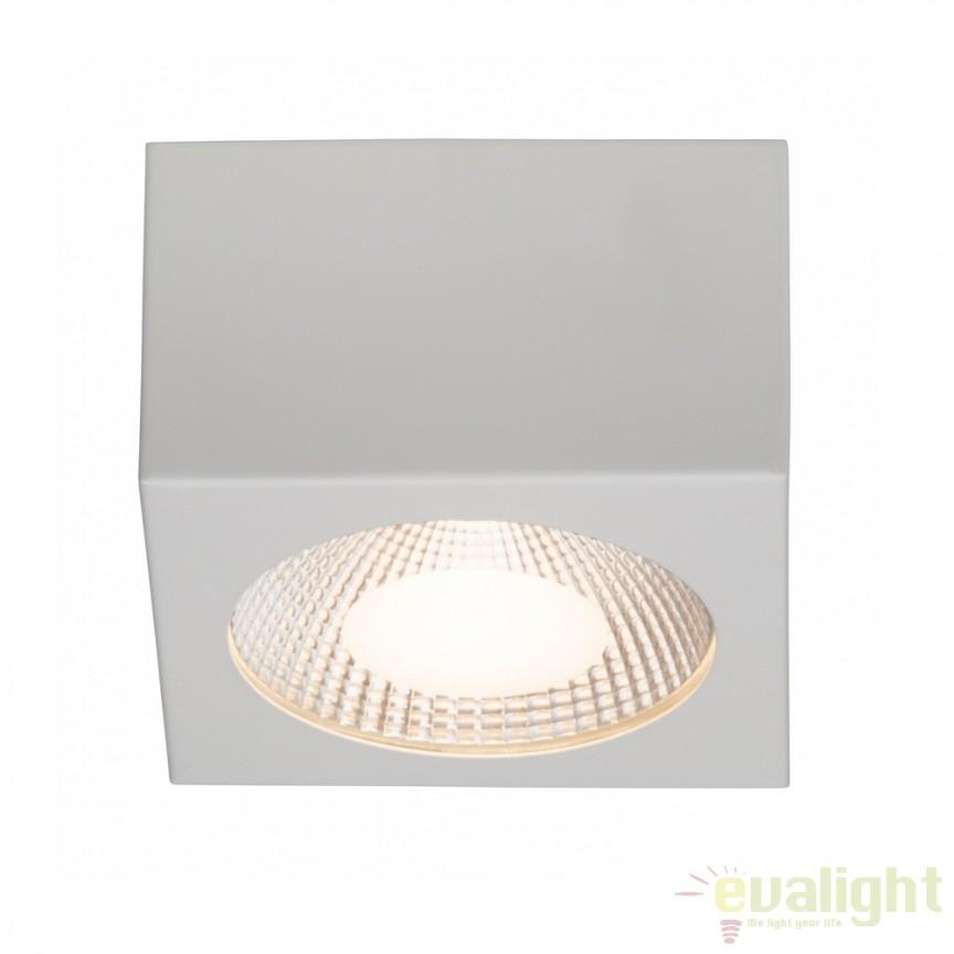Plafoniera LED tip spot aplicat design modern Babett I G94254/05 BL, Spoturi incastrate, aplicate - tavan / perete, Corpuri de iluminat, lustre, aplice, veioze, lampadare, plafoniere. Mobilier si decoratiuni, oglinzi, scaune, fotolii. Oferte speciale iluminat interior si exterior. Livram in toata tara.  a