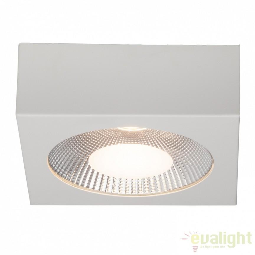 Plafoniera LED tip spot aplicat design modern Babett II G94255/05 BL, Spoturi incastrate, aplicate - tavan / perete, Corpuri de iluminat, lustre, aplice a
