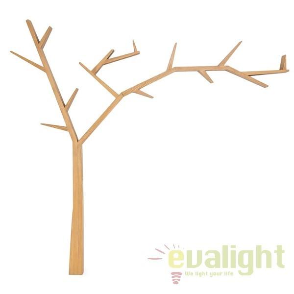 Raft decorativ, suport de carti in forma de copac POPRAD dreapta POPRADPORB SM , Vitrine - Rafturi, Corpuri de iluminat, lustre, aplice, veioze, lampadare, plafoniere. Mobilier si decoratiuni, oglinzi, scaune, fotolii. Oferte speciale iluminat interior si exterior. Livram in toata tara.  a