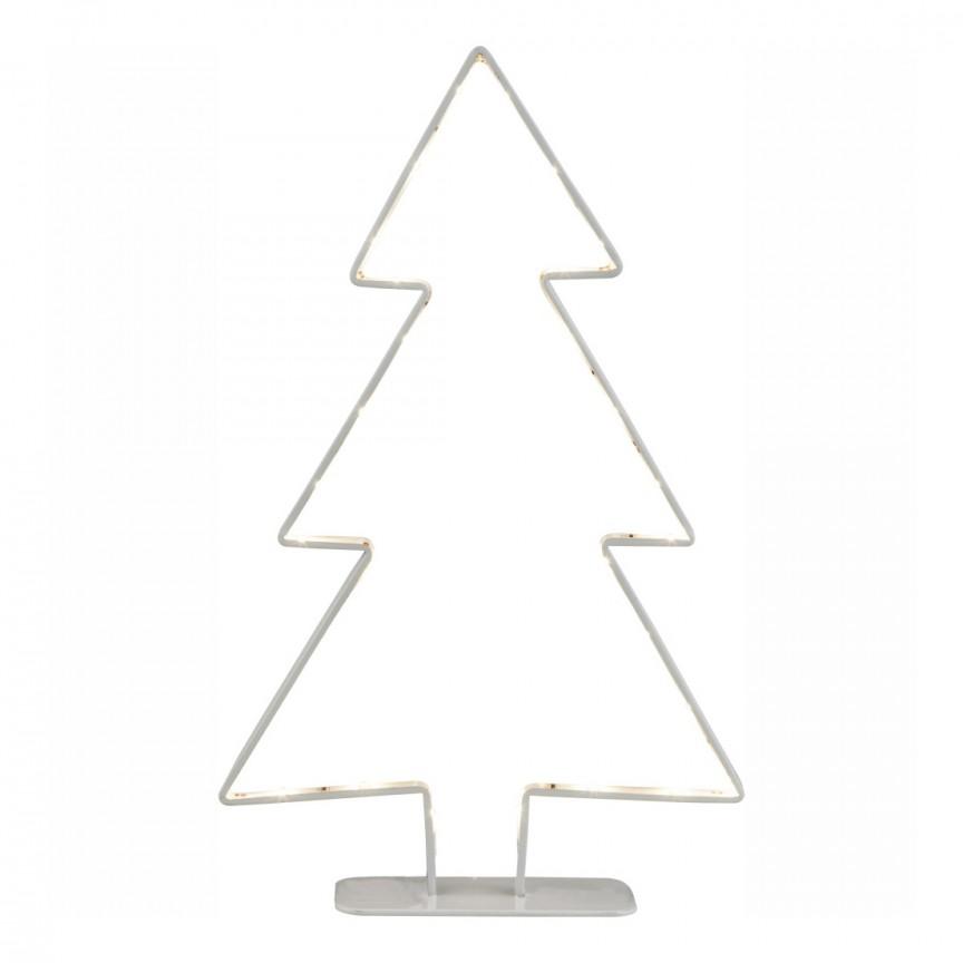 Ornament/ Brad de Craciun decorativ cu iluminat LED CLAUS 28212 GL, ILUMINAT FESTIV, Corpuri de iluminat, lustre, aplice a