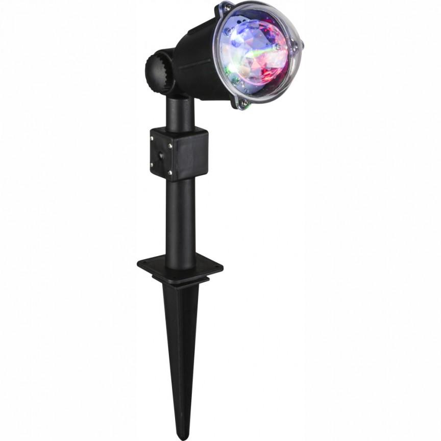 Proiector cu tarus, iluminat decorativ de exterior LED, IP65 MERITON 32000 GL, ILUMINAT FESTIV, Corpuri de iluminat, lustre, aplice, veioze, lampadare, plafoniere. Mobilier si decoratiuni, oglinzi, scaune, fotolii. Oferte speciale iluminat interior si exterior. Livram in toata tara.  a