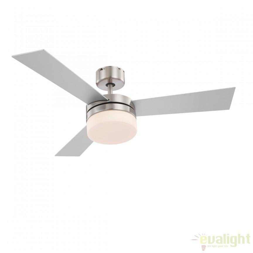 Lustra cu ventilator si telecomanda ALANA 0333 GL, Lustre cu ventilator de tavan⭐ modele NOI 2021✅ ventilatoare moderne cu sisteme de iluminat LED (lumina) si telecomanda.❤️Promotii lampi❗ ➽www.evalight.ro. Oferte la corpuri de iluminat si candelabre cu ventilator profesionale, aplicate de plafon sau perete pentru orice camera din casa: living, baie, bucatarie, dormitor, birou, ieftine sau de lux, calitate premium la cel mai bun pret! a
