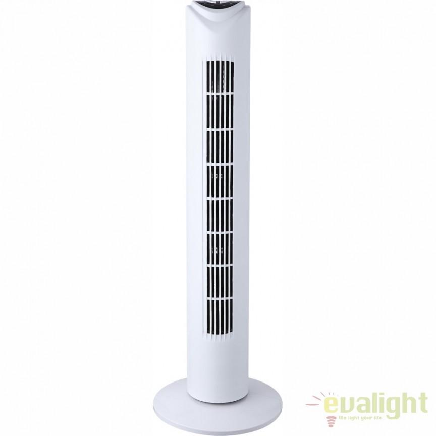 Ventilator turn cu telecomanda Tower 0452 GL, Rezultate cautare, Corpuri de iluminat, lustre, aplice a