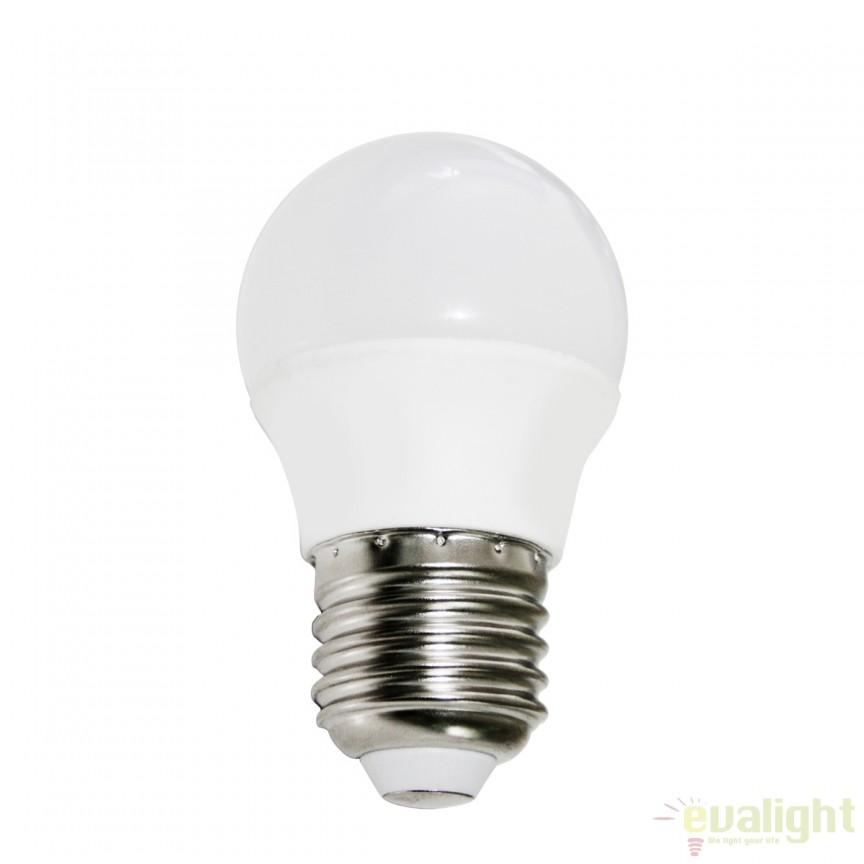Bec LED E27 6 Watt 495lm 3000K 10698 GL ,  a