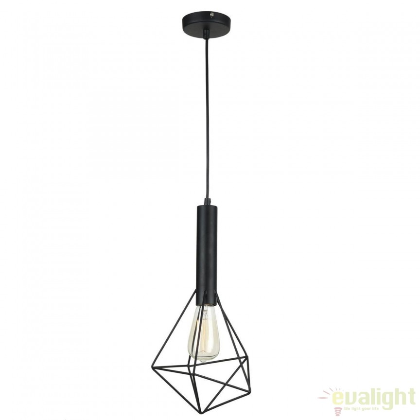 Pendul design Industrial Style Spider MYT021-01-B, NOU ! Lustre VINTAGE, RETRO, INDUSTRIA Style,  a
