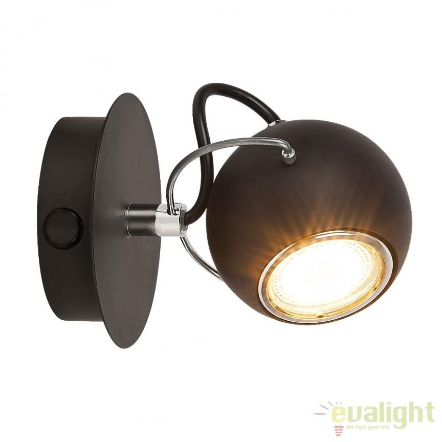 Aplica de perete design modern LED Bobby 6825 RX, Aplice de perete LED, Corpuri de iluminat, lustre, aplice, veioze, lampadare, plafoniere. Mobilier si decoratiuni, oglinzi, scaune, fotolii. Oferte speciale iluminat interior si exterior. Livram in toata tara.  a