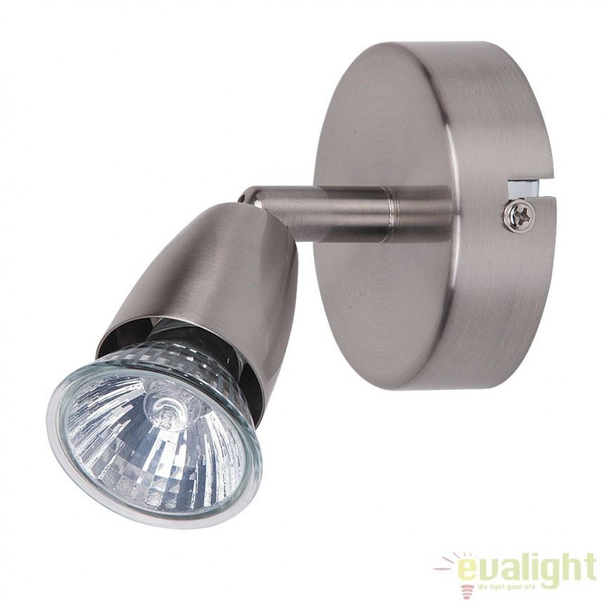 Aplica de perete finisaj cromat Norman 5991 RX, Aplice de perete LED, Corpuri de iluminat, lustre, aplice, veioze, lampadare, plafoniere. Mobilier si decoratiuni, oglinzi, scaune, fotolii. Oferte speciale iluminat interior si exterior. Livram in toata tara.  a