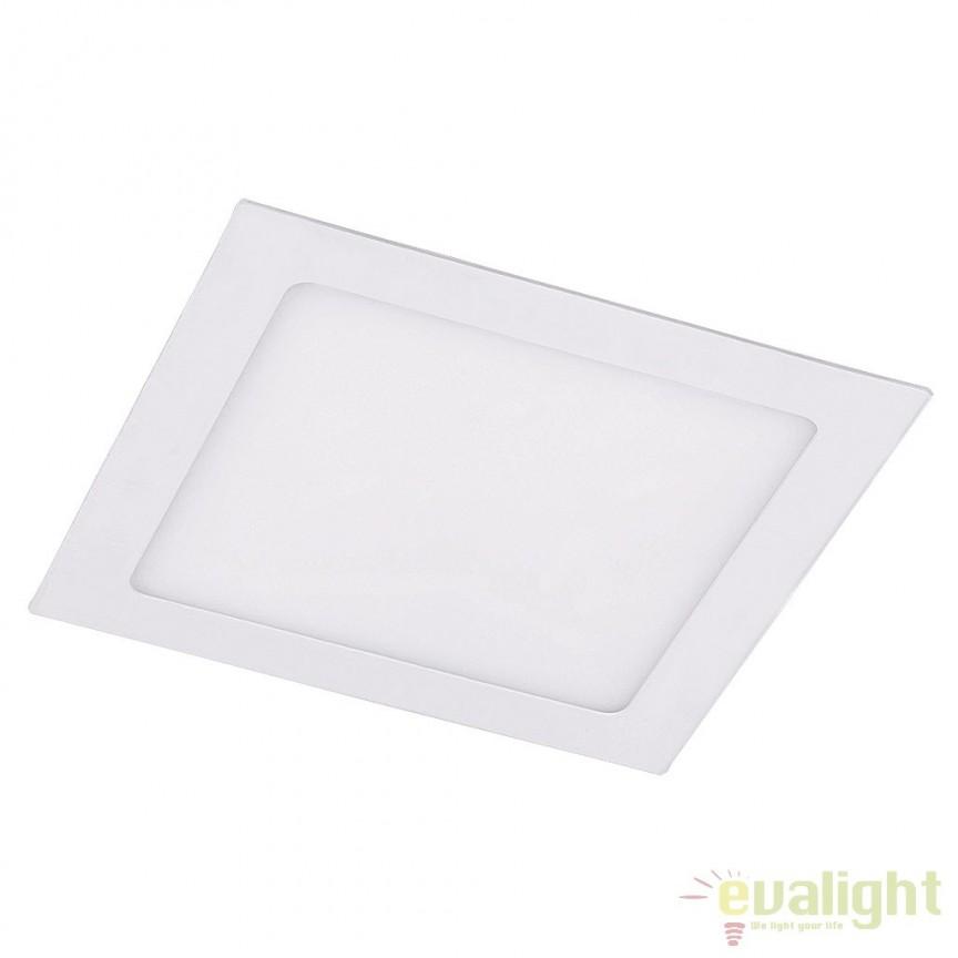 Plafoniera moderna incastrabila 22,5 cm x 22,5 cm LED Miriam 5879 RX, Spoturi incastrate, aplicate - tavan / perete, Corpuri de iluminat, lustre, aplice a