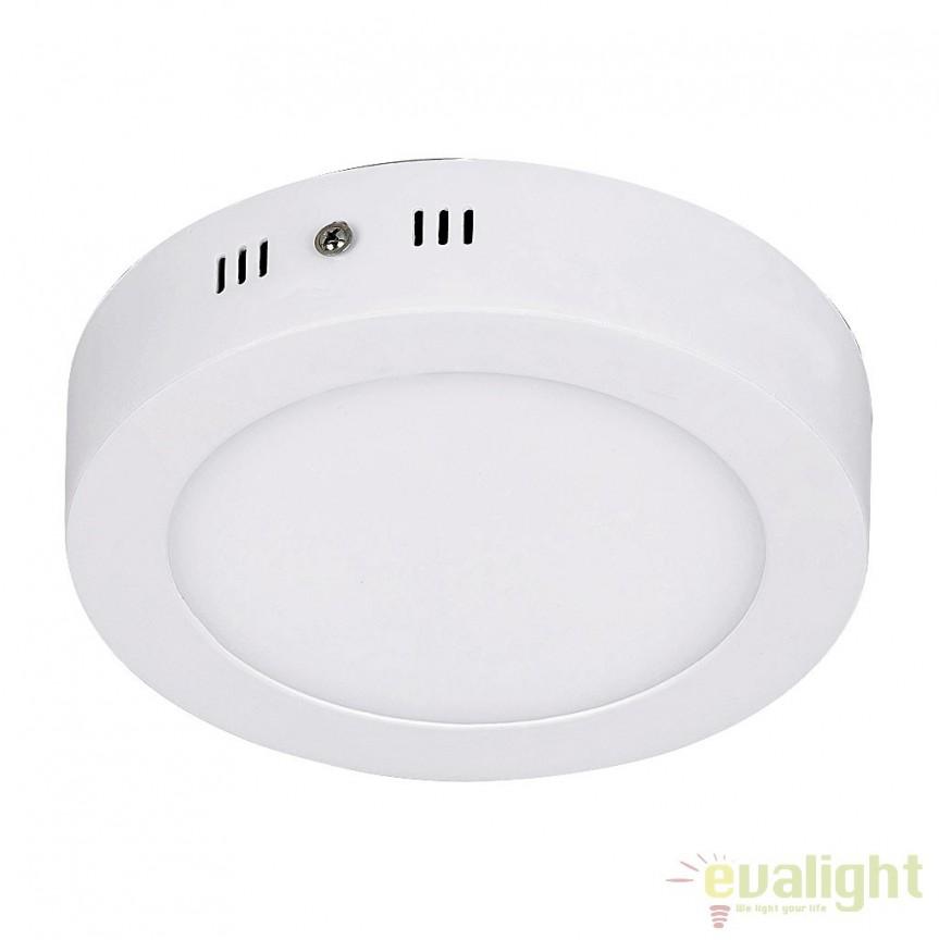 Plafoniera aplicata design modern LED diametrul 17,2 cm Jane 5880 RX, Spoturi incastrate, aplicate - tavan / perete, Corpuri de iluminat, lustre, aplice a