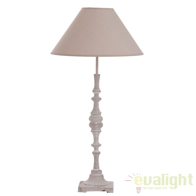 Veioza / Lampa de masa design rustic Aldo 18544 VH
