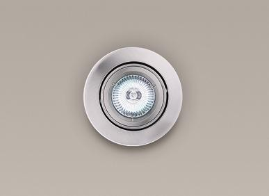Spot incastrabil, nickel satinat, diam.9,5cm, H0037 MX, Spoturi incastrate, aplicate - tavan / perete, Corpuri de iluminat, lustre, aplice, veioze, lampadare, plafoniere. Mobilier si decoratiuni, oglinzi, scaune, fotolii. Oferte speciale iluminat interior si exterior. Livram in toata tara.  a