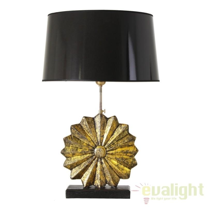 Veioza / Lampa de masa stil rustic Selby 22404 VH, Veioze, Corpuri de iluminat, lustre, aplice, veioze, lampadare, plafoniere. Mobilier si decoratiuni, oglinzi, scaune, fotolii. Oferte speciale iluminat interior si exterior. Livram in toata tara.  a