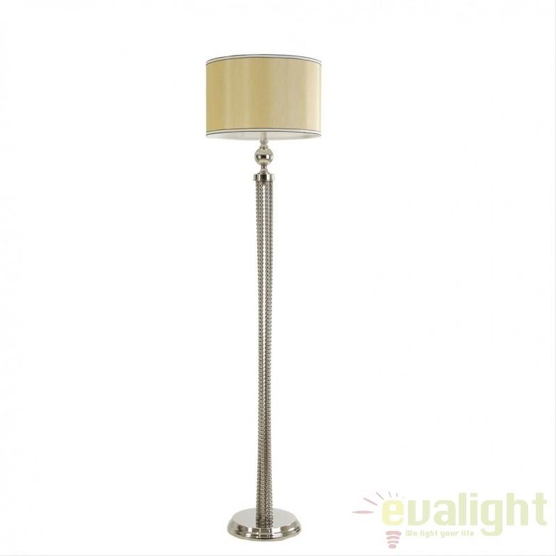 Lampadar elegant / Lampa de podea design clasic Freddie 20026 VH, Lampadare clasice, Corpuri de iluminat, lustre, aplice, veioze, lampadare, plafoniere. Mobilier si decoratiuni, oglinzi, scaune, fotolii. Oferte speciale iluminat interior si exterior. Livram in toata tara.  a