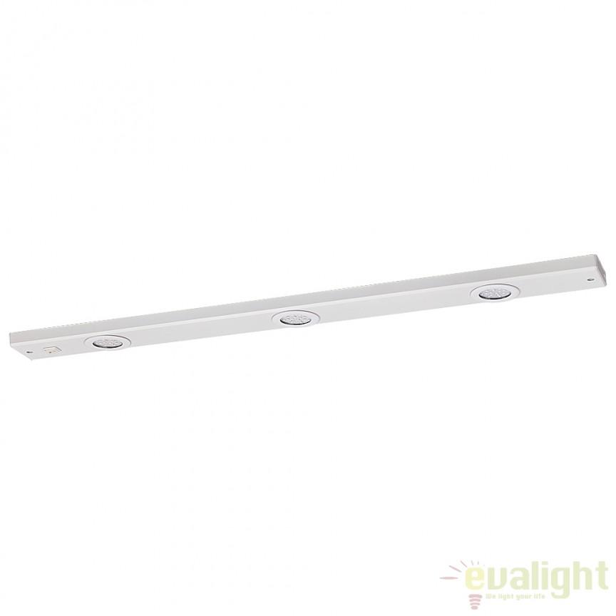 Aplica LED design modern pentru mobila bucatarie Long light 2350 RX, Iluminat tehnic pentru scafe, bucatarie, Corpuri de iluminat, lustre, aplice, veioze, lampadare, plafoniere. Mobilier si decoratiuni, oglinzi, scaune, fotolii. Oferte speciale iluminat interior si exterior. Livram in toata tara.  a