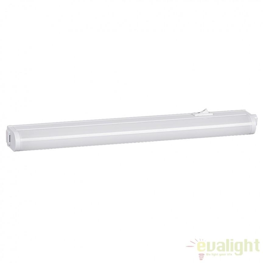 Aplica LED design modern pentru mobila bucatarie Streak light 2388 RX, Magazin, Corpuri de iluminat, lustre, aplice, veioze, lampadare, plafoniere. Mobilier si decoratiuni, oglinzi, scaune, fotolii. Oferte speciale iluminat interior si exterior. Livram in toata tara.  a