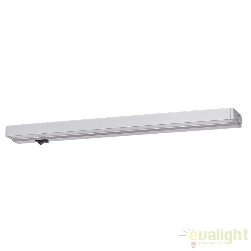 Aplica LED design modern pentru mobila bucatarie Belt light 2369 RX, Iluminat tehnic pentru scafe, bucatarie, Corpuri de iluminat, lustre, aplice, veioze, lampadare, plafoniere. Mobilier si decoratiuni, oglinzi, scaune, fotolii. Oferte speciale iluminat interior si exterior. Livram in toata tara.  a