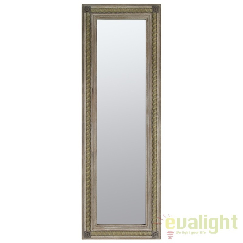 Oglinda design vintage cu columna incadrata Merri 15620 SAP, PROMOTII, Corpuri de iluminat, lustre, aplice, veioze, lampadare, plafoniere. Mobilier si decoratiuni, oglinzi, scaune, fotolii. Oferte speciale iluminat interior si exterior. Livram in toata tara.  a