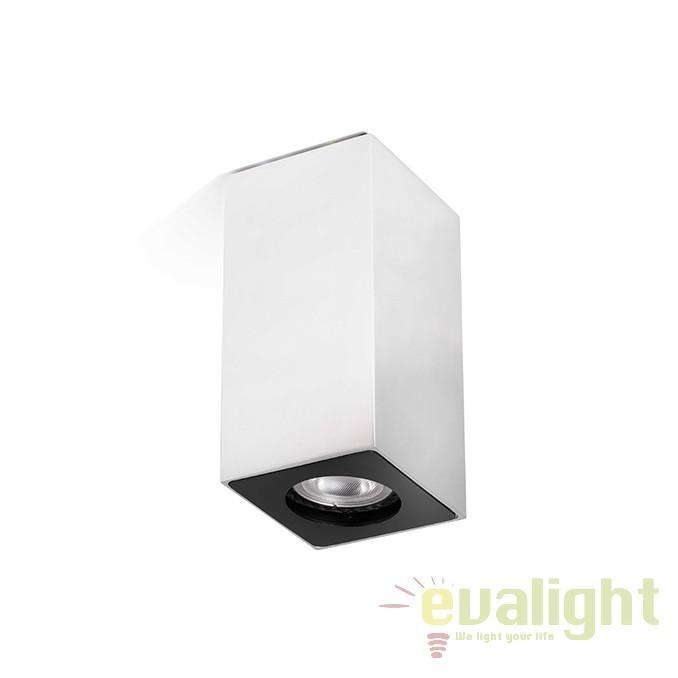 Plafoniera design modern SQUAD-3 63240 Faro Barcelona, Spoturi incastrate, aplicate - tavan / perete, Corpuri de iluminat, lustre, aplice a