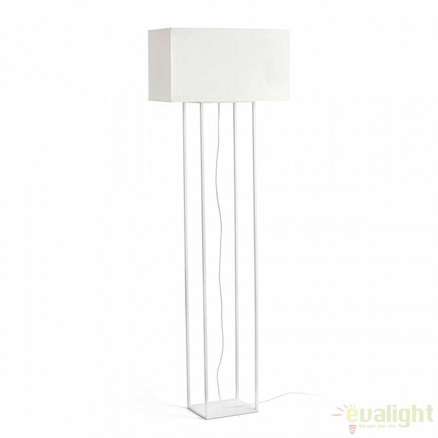 Lampadar / Lampa de podea design modern VESPER alb 29978 Faro Barcelona , Cele mai noi produse 2017 a