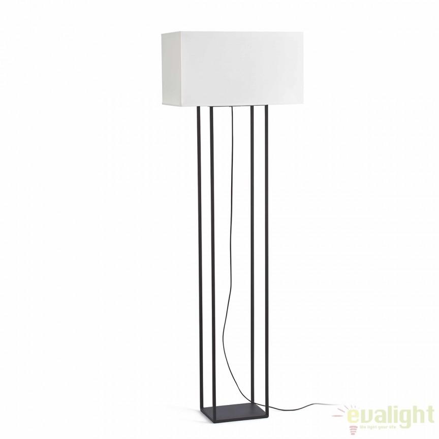Lampadar / Lampa de podea design modern VESPER alb 29979 Faro Barcelona , Cele mai noi produse 2017 a