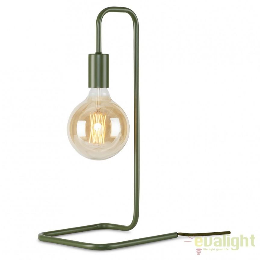 Lampa de masa design modern London verde LONDON/T/OG, Magazin,  a