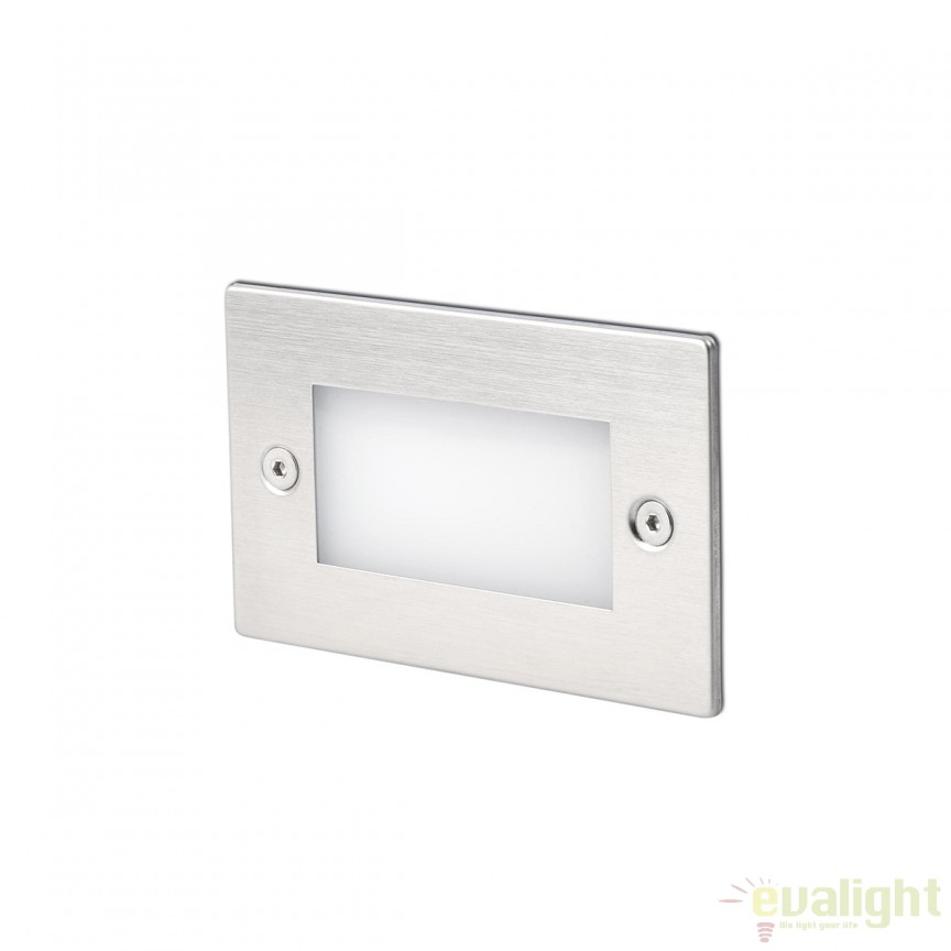 Spot LED incastrabil de exterior cu protectie IP65 GRON 70134, Iluminat exterior incastrabil , Corpuri de iluminat, lustre, aplice, veioze, lampadare, plafoniere. Mobilier si decoratiuni, oglinzi, scaune, fotolii. Oferte speciale iluminat interior si exterior. Livram in toata tara.  a