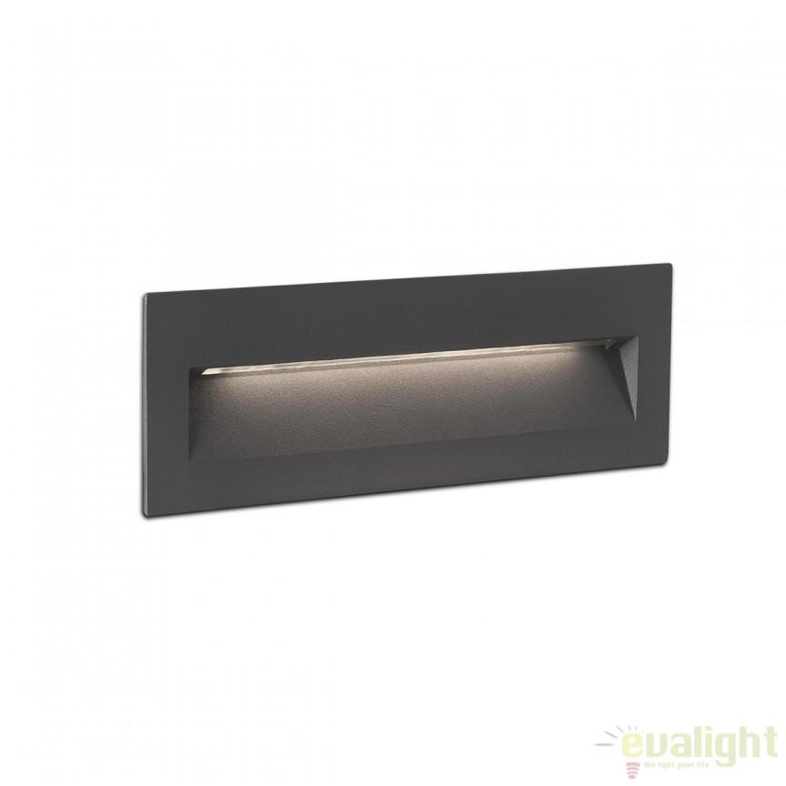 Spot LED incastrabil de exterior cu protectie IP65 NAT 70638 , Iluminat exterior incastrabil , Corpuri de iluminat, lustre, aplice, veioze, lampadare, plafoniere. Mobilier si decoratiuni, oglinzi, scaune, fotolii. Oferte speciale iluminat interior si exterior. Livram in toata tara.  a