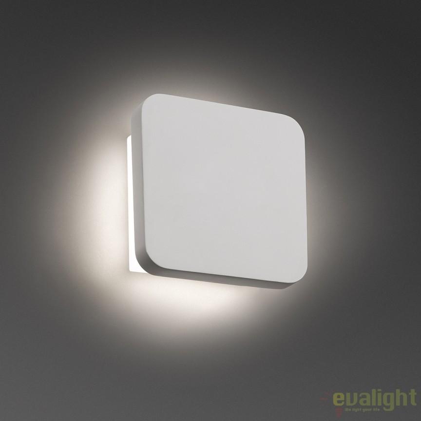 Aplica de perete LED cu lumina ambientala ELSA 63279 , Aplice de perete LED, moderne⭐ modele potrivite pentru dormitor,living,baie,hol,bucatarie.✅Design premium actual Top 2020!❤️Promotii lampi❗ ➽ www.evalight.ro. Alege oferte la corpuri de iluminat cu LED pt tavan interior, (becuri cu leduri si module LED integrate cu lumina calda, naturala sau rece), ieftine si de lux, calitate deosebita la cel mai bun pret.  a