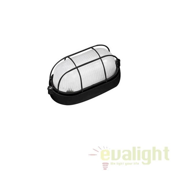 Aplica de perete exterior IP44 ESTAY-P neagra 72011 , Aplice de exterior clasice, rustice, traditionale, Corpuri de iluminat, lustre, aplice, veioze, lampadare, plafoniere. Mobilier si decoratiuni, oglinzi, scaune, fotolii. Oferte speciale iluminat interior si exterior. Livram in toata tara.  a