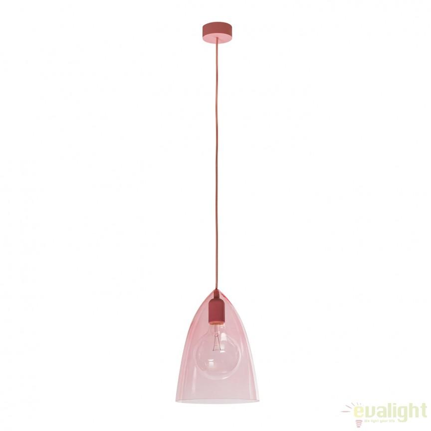 Pendul design modern GLASSY ROZ 187018 SU, Cele mai noi produse 2017 a