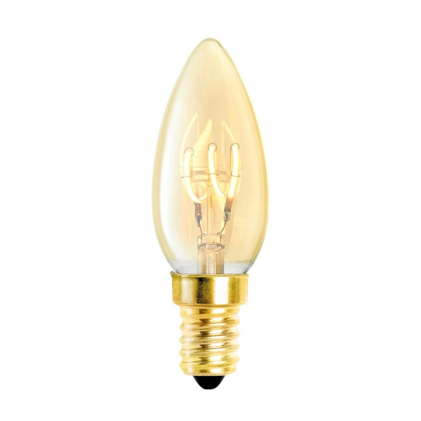 Set de 4 becuri E14 LED Bulb Candle 4W 111177 HZ, Becuri E14, Corpuri de iluminat, lustre, aplice, veioze, lampadare, plafoniere. Mobilier si decoratiuni, oglinzi, scaune, fotolii. Oferte speciale iluminat interior si exterior. Livram in toata tara.  a