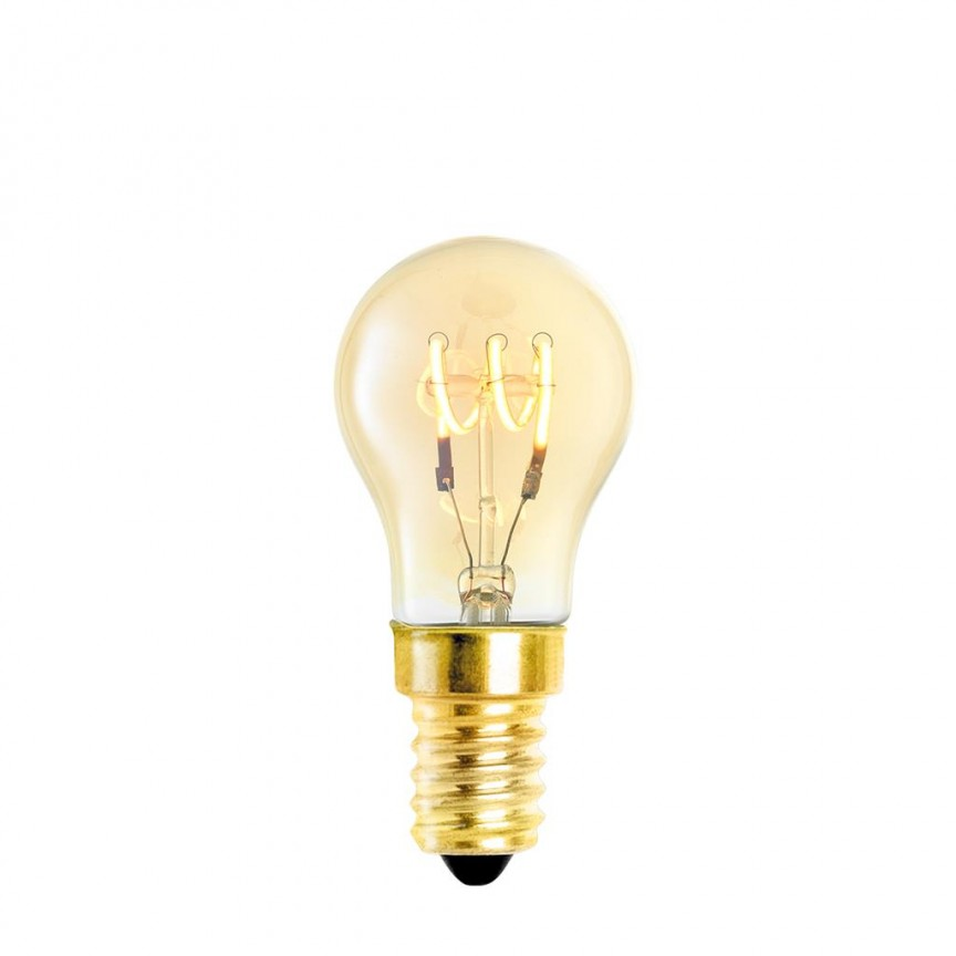 Set de 4 becuri E14 LED Bulb A Shape 4W 111181 HZ, BECURI ILUMINAT, Corpuri de iluminat, lustre, aplice, veioze, lampadare, plafoniere. Mobilier si decoratiuni, oglinzi, scaune, fotolii. Oferte speciale iluminat interior si exterior. Livram in toata tara.  a