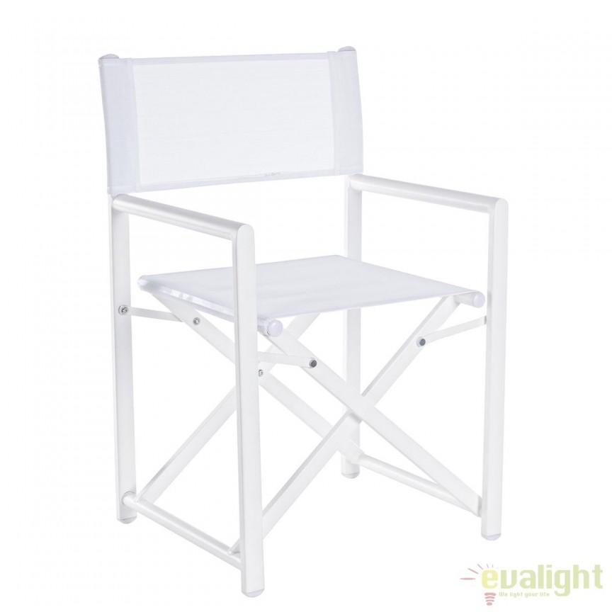 Set de 2 scaune pliante, alb din aluminiu si textilene TAYLOR 0662083 BZ, Mobilier terasa si gradina modern pentru decor exterior⭐ mobila ultra-moderna de relaxare✅ design de lux actual premium, trend 2021❗ Set-uri de mobila din ratan, lemn, poliratan, plastic, rachita, metal, fier forjat, modele vintage, rustic.❤️Promotii mobilier terasa si gradina❗ Intra si vezi modele unicat ✚ poze ✚ pret ➽ www.evalight.ro. ➽ sursa ta de inspiratie online❗ Colectii de mobilier rezistent si confortabil pentru amenajari interioare si exterioare cu design original: mese, banci, baldachine, balansoare, canapele, scaune, fotolii, masute de cafea, bar inalte, pt amenajari balcon, terase restaurant, bar, terasa, hotel, mobila showroom, intra ➽vezi oferte si reduceri cu vanzare rapida din stoc, ieftine si de calitate deosebita la cel mai bun pret. intra ➽vezi oferte si reduceri cu vanzare rapida din stoc, ieftine si de calitate deosebita la cel mai bun pret.   a