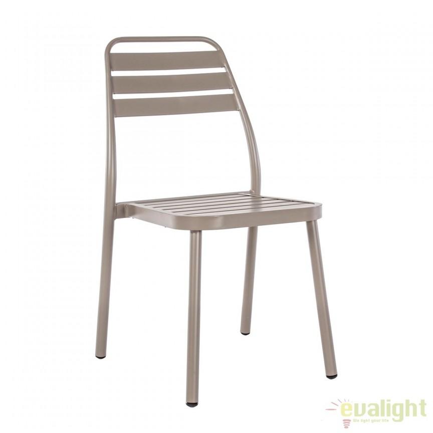 Set de 4 scaune taupe ideale pentru terasa LENNIE 0662156 BZ, Mobilier terasa si gradina modern pentru decor exterior⭐ mobila ultra-moderna de relaxare✅ design de lux actual premium, trend 2021❗ Set-uri de mobila din ratan, lemn, poliratan, plastic, rachita, metal, fier forjat, modele vintage, rustic.❤️Promotii mobilier terasa si gradina❗ Intra si vezi modele unicat ✚ poze ✚ pret ➽ www.evalight.ro. ➽ sursa ta de inspiratie online❗ Colectii de mobilier rezistent si confortabil pentru amenajari interioare si exterioare cu design original: mese, banci, baldachine, balansoare, canapele, scaune, fotolii, masute de cafea, bar inalte, pt amenajari balcon, terase restaurant, bar, terasa, hotel, mobila showroom, intra ➽vezi oferte si reduceri cu vanzare rapida din stoc, ieftine si de calitate deosebita la cel mai bun pret. intra ➽vezi oferte si reduceri cu vanzare rapida din stoc, ieftine si de calitate deosebita la cel mai bun pret.   a