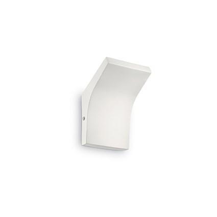 Aplica de perete cu lumina ambientala COMMODORE AP1 BIANCO 125886, Promotii si Reduceri⭐ Oferte ✅Corpuri de iluminat ✅Lustre ✅Mobila ✅Decoratiuni de interior si exterior.⭕Pret redus online➜Lichidari de stoc❗ Magazin ➽ www.evalight.ro. a